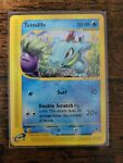 Totodile 134/165 PL Vintage Expedition Pokemon Card.