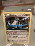 Cobalion - BW72 - Shattered Holo Promo Pokemon TCG Card