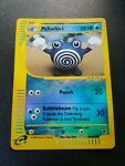 Pokemon Expedition Poliwhirl Reverse Holo Uncommon (89/165) EXCELLENT-NEAR MINT