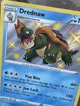 Shiny Drednaw SV029/SV122 Holo Rare Pokémon Shining Fates Shiny Vault - NM/M