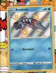 Pokemon TCG Arrokuda SV031/SV122 baby shiny Shining Fates NM/M