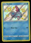 Pokemon SHINY SOBBLE SV025/SV122 Shining Fates RARE HOLO - MINT