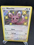Pokemon TCG Minccino Shiny Holo Rare SV093/SV122 Shining Fates MINT