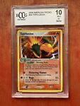Typhlosion 034 2006 Promo Pokemon Card - Beckett BCCG 10 - Mint - PSA