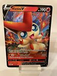 Victini V 021/163 Battle Styles Ultra Rare Pokemon Card NM