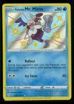 Pokemon SHINY GALARIAN MR. MIME SV020/SV122 Shining Fates RARE HOLO - MINT