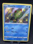 Pokemon - Shining Fates - Chewtle - SV028/SV122 - Shiny Holo Rare