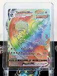 Tornadus VMAX 209/198 - Rainbow Secret Rare - Pokemon Chilling Reign - NM