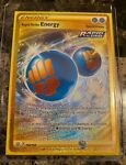 Pokemon TCG SS Battle Styles 182/163 Rapid Strike Energy Secret Gold Rare Card🔥
