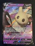 Mimikyu V 062/163 Battle Styles NM Full Art Ultra Rare Pokemon Card