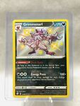 Pokemon TCG Grimmsnarl - SV085/SV122 baby shiny Shining Fates NM