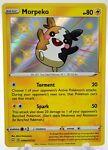 Morpeko SHINY SV044/SV122 Shining Fates NM Holo Foil Rare Pokemon Card