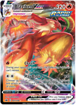 Blaziken Vmax 021/198 Pokemon TCG Full Art Chilling Reign - Near Mint