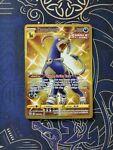 Shiny Houndoom Gold Secret Rare Full Art 179/163 Pokémon TCG Battle Styles (A)