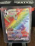 Corviknight Vmax Rainbow Secret Rare 171/163 Pokemon TCG Battle Styles MINT