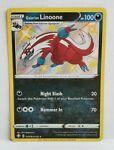 Pokemon Card Galarian Linoone SV079/SV122 Shining Fates HOLO RARE