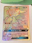 Pokémon Genesect GX Full Art - Lost Thunder 224/214 - Secret/Rainbow Rare Holo