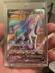 Pokemon Card Galarian Rapidash V Full Art 167/198 Chilling Reign Fresh Near Mint
