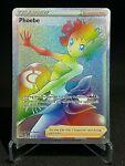 Pokémon - Battle Styles - Phoebe - Full Art Rainbow 175/163