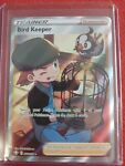 Bird Keeper 066/072 Shining Fates Full Art Ultra Rare Pokemon Card TCG NM/Mint