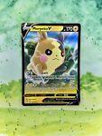 Morpeko V 037/072 Shining Fates Full Art Pokemon Card Near Mint NM 37/072 37/72