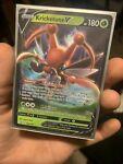 Pokemon TCG: Battle Styles 006/163 -KRICKETUNE V- Full Art Holo Rare Mint! (2)
