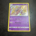 Pokemon TCG: Shining Fates - Hattrem SV055/SV122 (Baby Shiny Holo Rare Card) NM