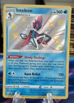 Inteleon Shiny NM Shining Fates SV027/SV122 Pokémon Packed Fresh