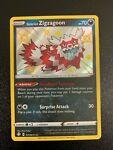 Pokemon Shiny Galarian Zigzagoon SV078/SV122 Shining Fates Card NM/M