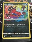 Pokemon: Shining Fates - Yveltal 046/072 - Amazing Rare