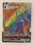 Tapu Koko Vmax 166/163 Pokemon Battle Styles Full Art Rainbow Rare Pokemon M/MN