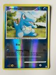 Pokemon Card Totodile Reverse Holo Mysterious Treasures 106/123