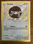 x1 Wooloo - SV103/SV122 - Shiny Holo Rare Pokemon Shining Fates M/NM