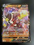 Single Strike Urshifu V Rare Pokemon Card Battle Styles 085/163 NM