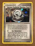 Ancient Technical Machine [Ice] 84/101 Holo Hidden Legends NM-Mint See Pics