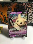 Pokémon Card - Mimikyu V - 062/163 - Near Mint/Mint - Battle Styles - Full Art