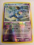 Pokemon Nidoqueen LV.50 31/123 - Mysterious Treasures - Reverse Holo - Rare -