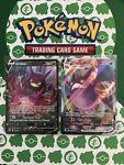 CROBAT VMAX 045/072 & CROBAT V 044/072 Full Art Ultra Rare Shining Fates Pokémon