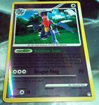 Pokemon Garchomp 9/123 Reverse Holo Rare Mysterious Treasures EX