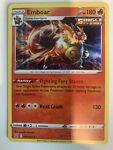 Pokemon Card - Emboar Holo Rare (Single Strike) - Battle Styles 025/163 NM