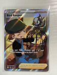 Bird Keeper Full Art Trainer Pokemon Shining Fates 066/072 NM-Mint