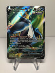 Pokémon Sword & Shield Battle Styles Empoleon V Ultra Rare Full Art Card 145/163