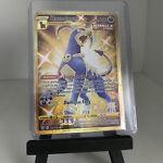 Houndoom 179/163 Gold Secret Rare Holo Single Strike Card Pokemon Battle Styles
