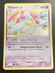 Mesprit 14/123 D&P Mysterious Treasures Pokemon Card Holo Foil Rare LP