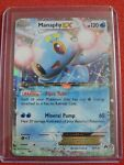 Manaphy EX 32/122 Ultra Rare Holo Pokemon XY Breakpoint NM Card
