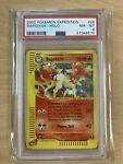PSA 8 NM-MINT Pokemon RAPIDASH Holo Rare 2002 Expedition #26/165