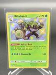 Rillaboom SV006/SV122 Shining Fates Shiny Holo Rare Pokemon Card NM/MT Vault
