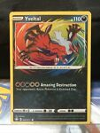 Yveltal 046/072 Amazing Rare Shining Fates Pokemon Card. Possible psa 10