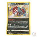 Pokémon TCG • Galarian Obstagoon SV080/SV122 • Holo • Rare • Shining Fates Set