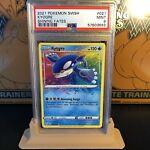 Kyogre 021/072 Amazing Rare Shining Fates - Pokemon Card - PSA 9